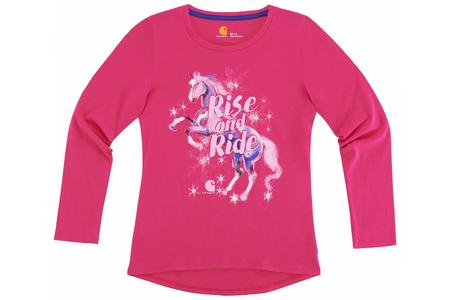 YTH RISE AND RIDE HORSE TEE