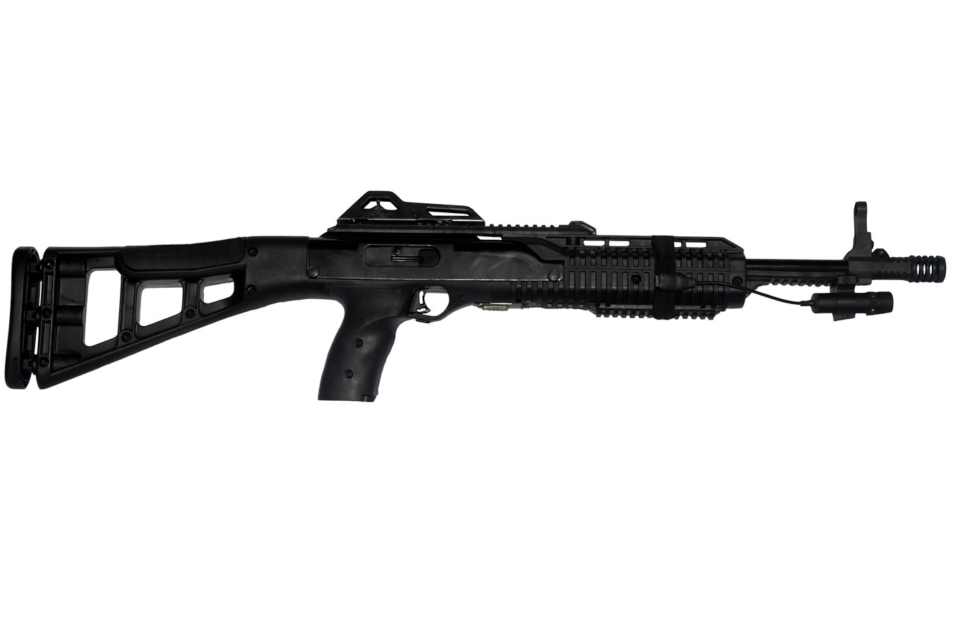 99TS 9MM CARBINE WITH LASER