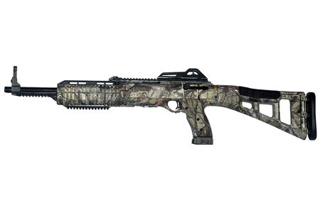 HI POINT 4095TS 40SW Carbine with Woodland Style Camo Finish