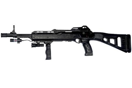 HI POINT 4595TS 45ACP Carbine with Forward Grip, Light and Laser