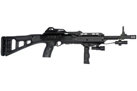 HI POINT 995TS 9mm Carbine with Forward Grip, Light and Laser