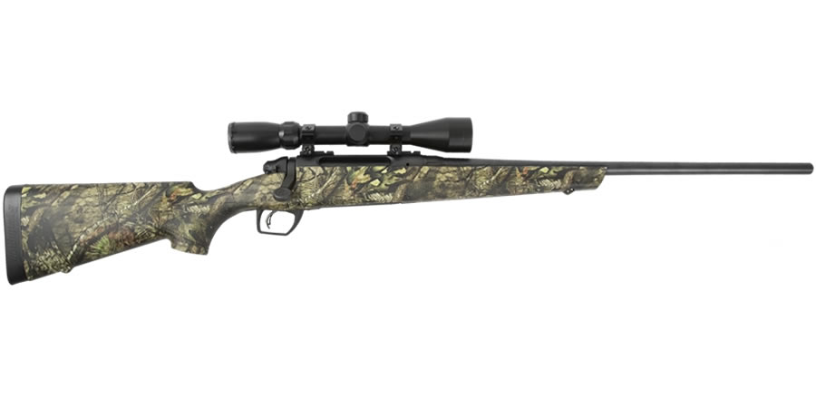 Remington Model 783 Bolt Action 308 Winchester Rifle With 3 9x40mm