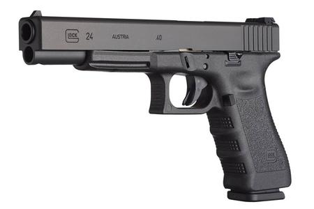 GLOCK 24 40SW 15-ROUND LONG SLIDE COMPETITION