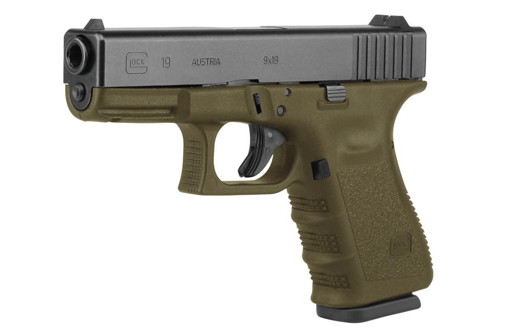 Glock Pistols with Color | Sportsman\'s Outdoor Superstore