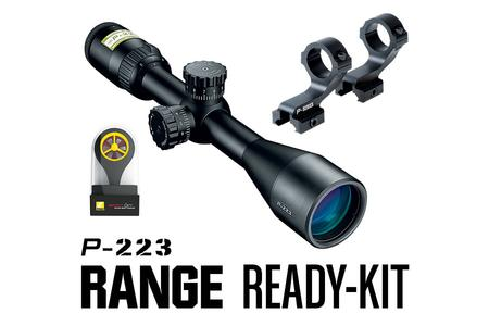 P-223 3-9X40MM RANGE READY KIT
