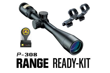 P-308 RANGE READY KIT 4-12X40