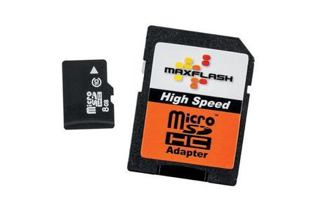 PRIME MEMORY 8 GB SD CARD