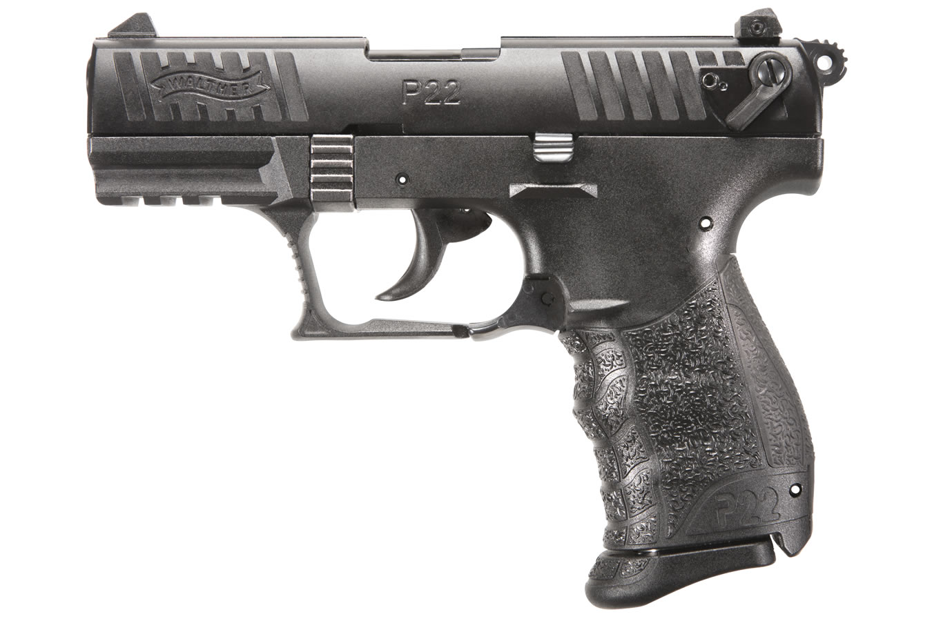 Walther P22 Qd 22lr Rimfire Pistol With Decocker Vance