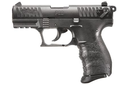 WALTHER P22 QD 22LR RIMFIRE PISTOL WITH DECOCKER