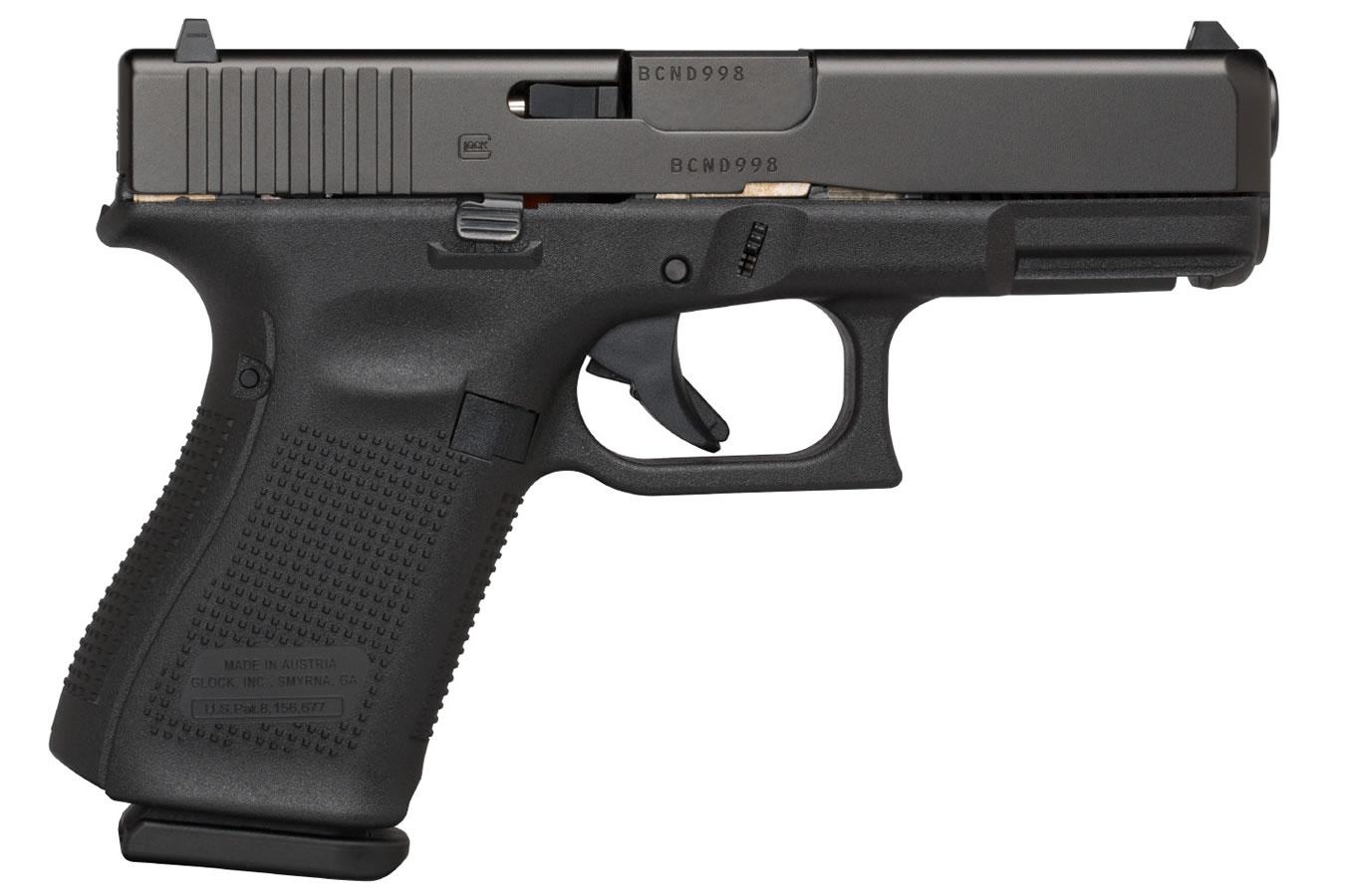 Glock 19 Gen5 9mm 15-Round Pistol | Sportsman's Outdoor Superstore