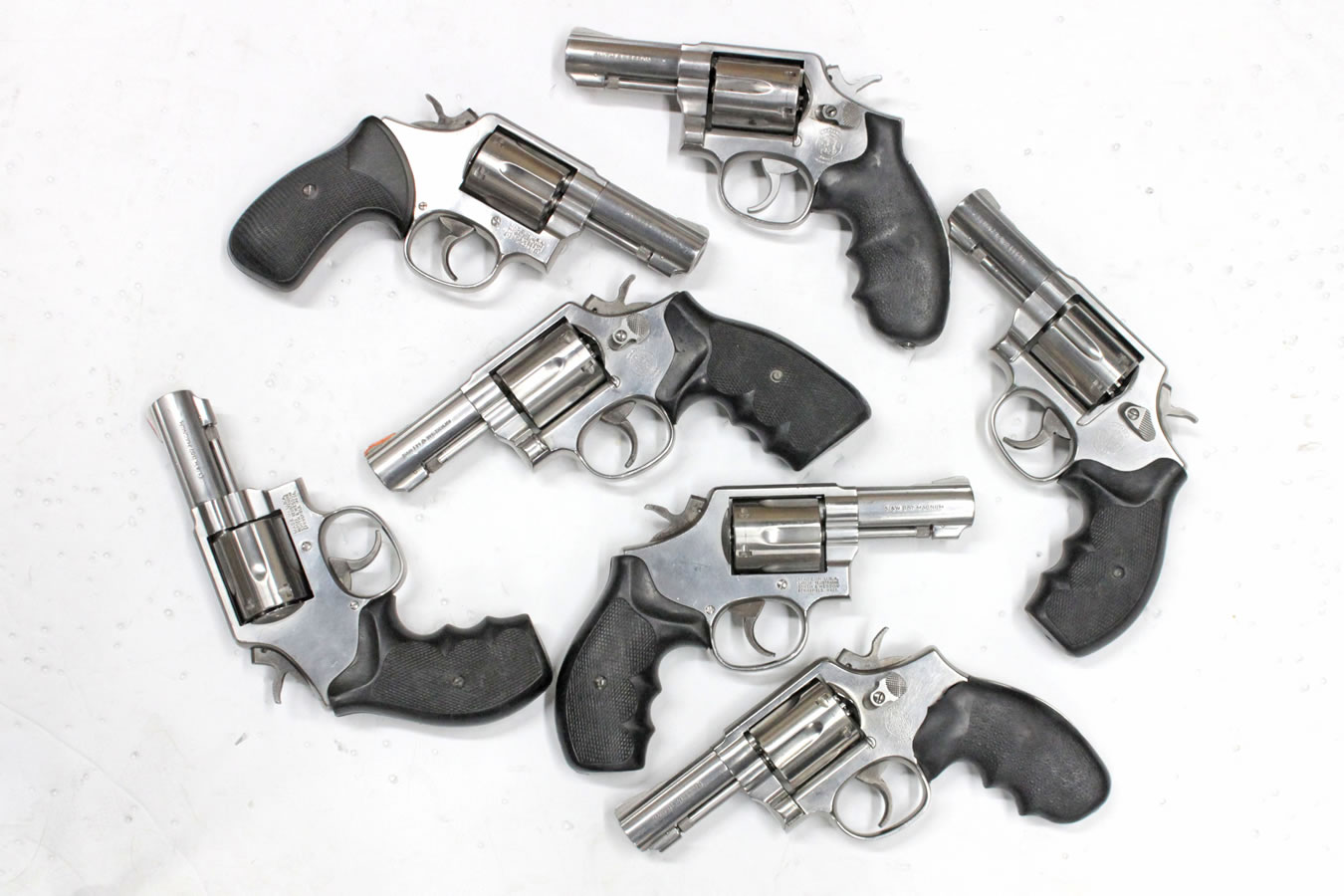 MODEL 65 357 MAGNUM POLICE TRADE-INS