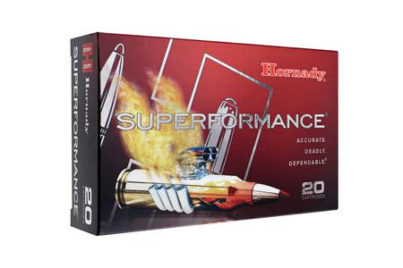 Hornady 6.5 Creedmoor 129 gr InterBond Superformance 20/Box