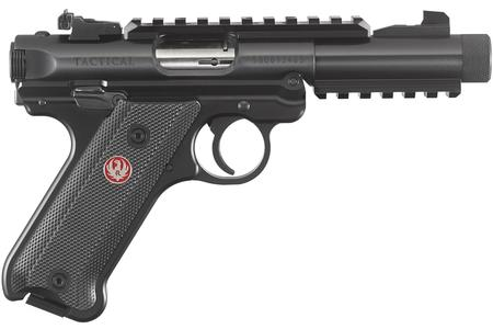 MARK IV TACTICAL 22LR W/ THREADED BARREL