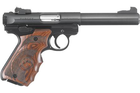 MARK IV TARGET 22LR WITH BULL BARREL