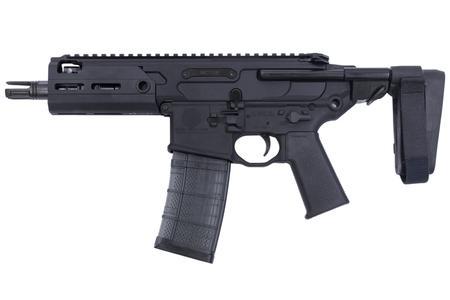 Sig Sauer MCX Rattler 300 Blackout Semi-Auto Pistol with Pistol Stabilizing  Brace