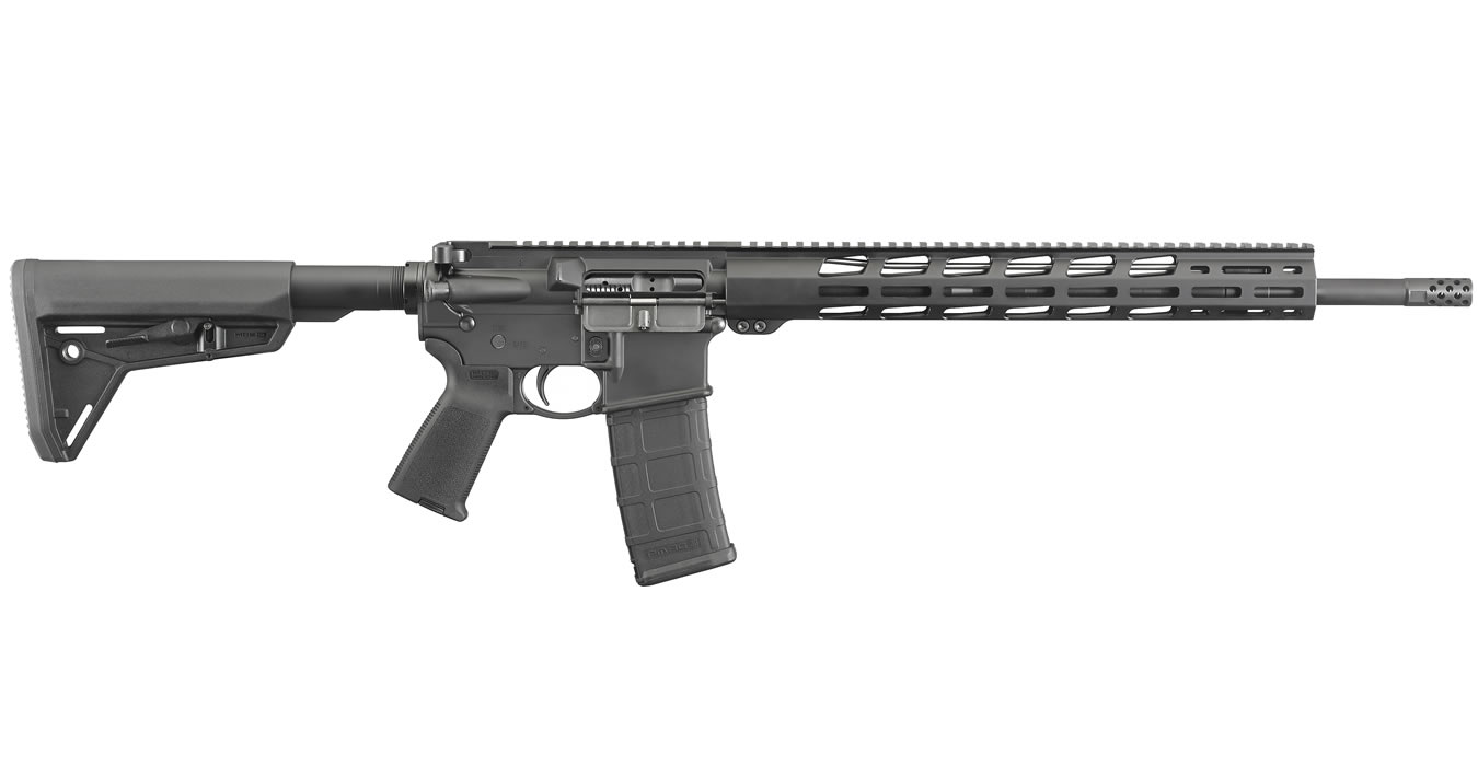 No. 3 Best Selling: RUGER AR-556 MPR 5.56MM