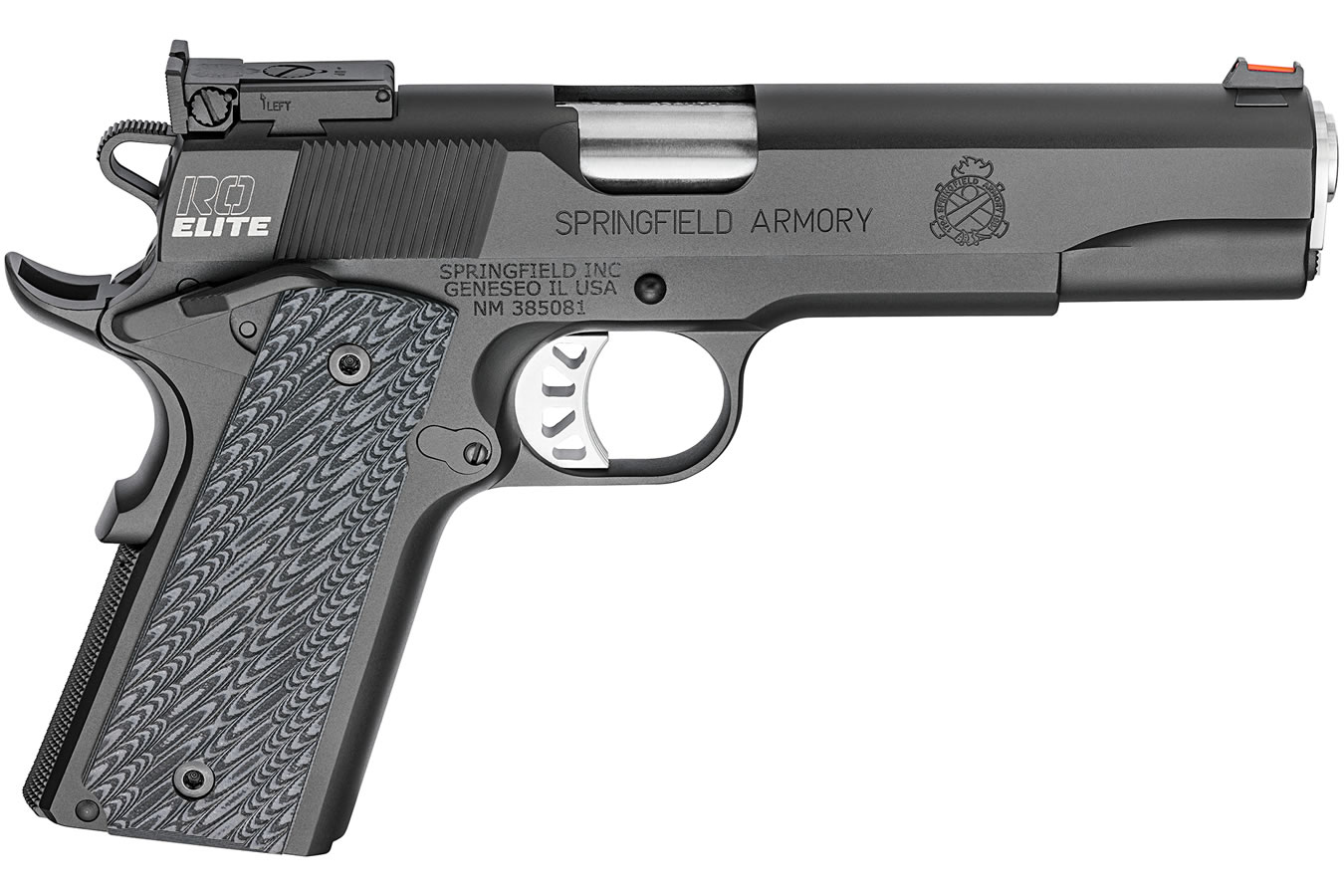 Springfield 1911 Range Officer Elite Target 45 ACP with 4 Magazines ...