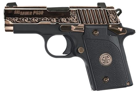 P938 9MM ROSE GOLD WITH NIGHT SIGHTS
