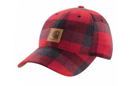 ODESSA FLANNEL CAP