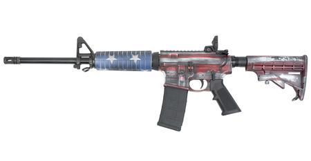 MP15 SPORT II 5.56MM PATRIOTIC CERAKOTE