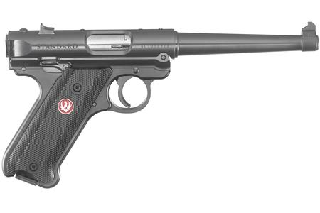 RUGER MARK IV STANDARD 22LR 6-INCH BARREL
