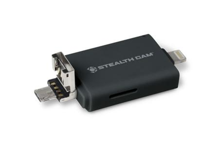 CARD READER (COMPATIBLE WITH ANDROID/IOS
