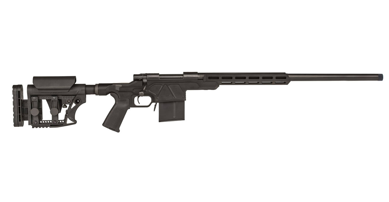 HOWA HCR 6.5 CREEDMOOR BLK 24` THREADED
