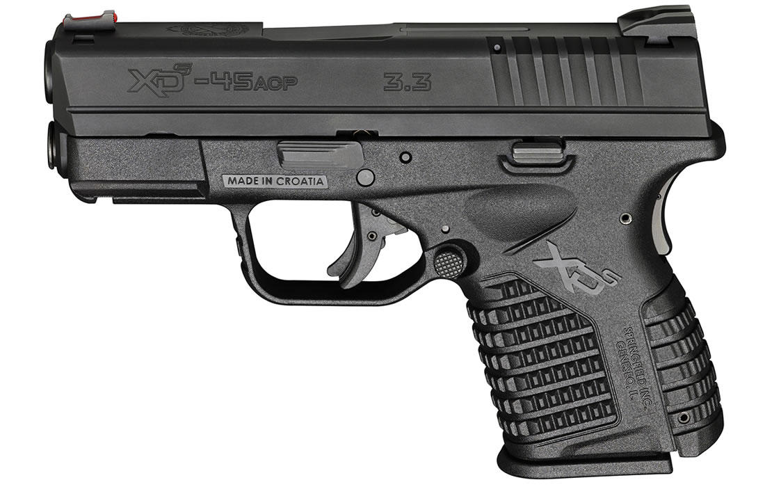 XDS 3.3 SINGLE STACK 45ACP HOLIDAY PKG