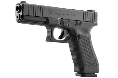 17 GEN4 9MM WITH FRONT SERRATIONS