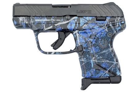 RUGER LCP II 380 ACP MOONSHINE UNDERTOW CAMO