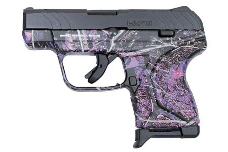 RUGER LCP II 380 ACP BLACK/MUDDY GIRL CAMO