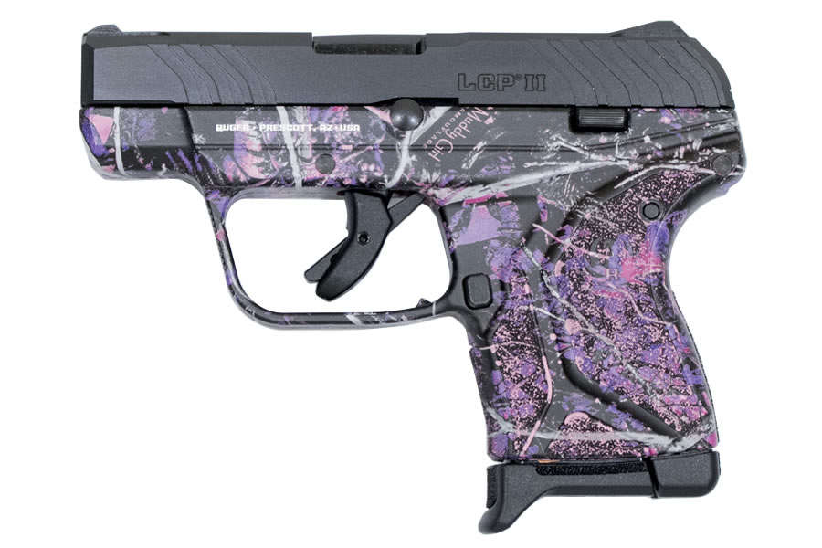 LCP II 380 ACP BLACK/MUDDY GIRL CAMO