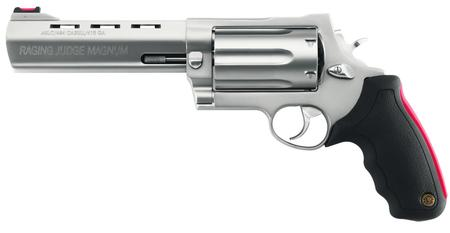 TAURUS RAGING JUDGE .45LC/.410/.454CASULL