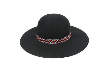 AFTER DARK ROUND BRIM HAT