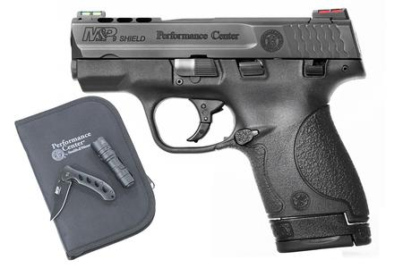 SMITH AND WESSON MP9 SHIELD 9MM PC PORTED EDC KIT