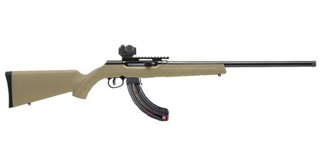 A22 22LR FDE WITH BUSHNELL TRS-25