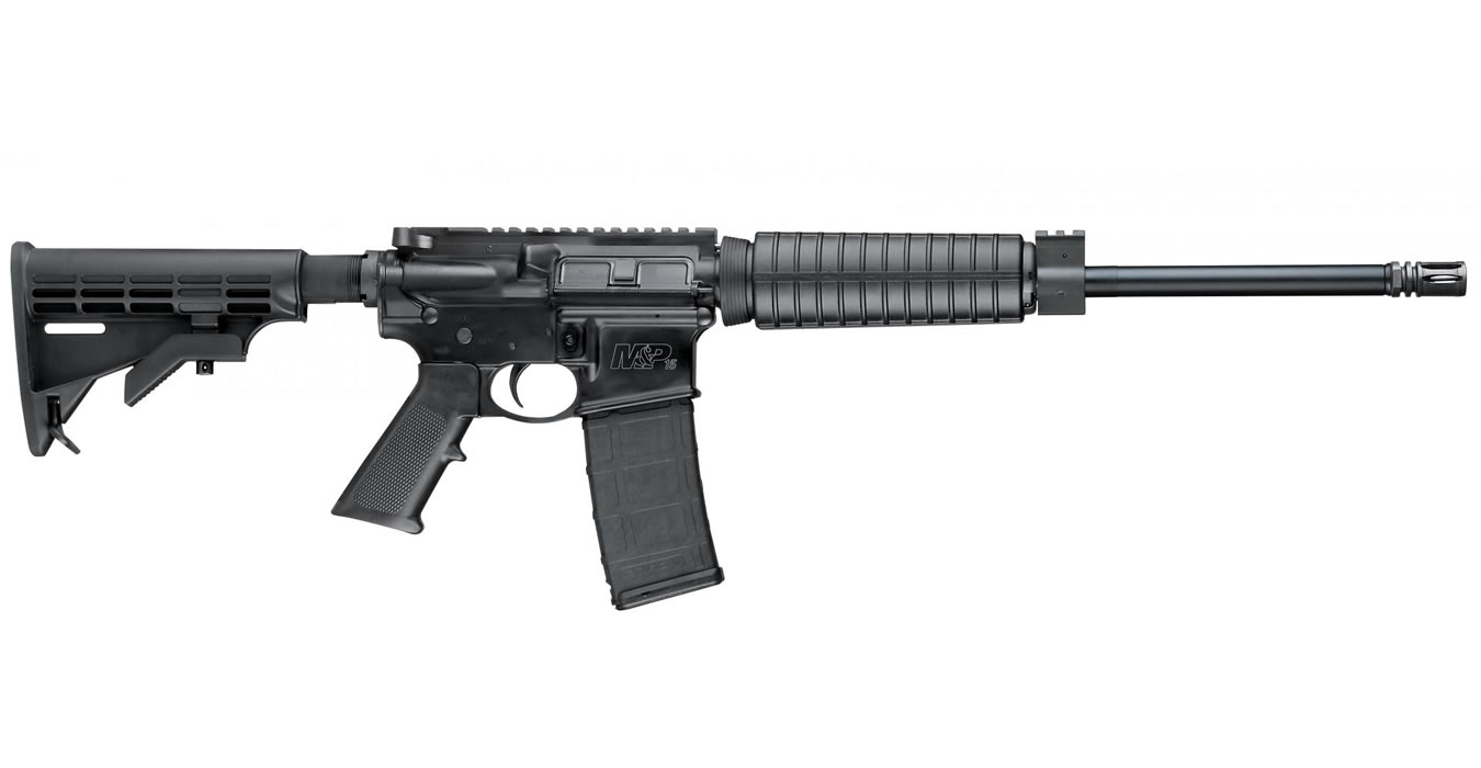 No. 14 Best Selling: SMITH AND WESSON MP-15 SPORT II 5.56 OPTICS READY