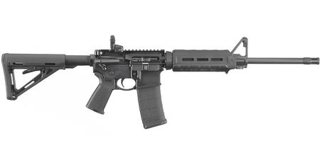RUGER AR-556 5.56MM WITH MAGPUL MOE FURNITURE
