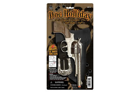 PARRIS DOC HOLIDAY TOY PISTOL SET