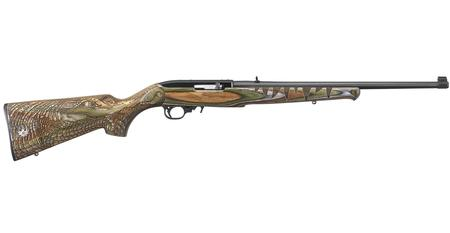 RUGER 10/22 22LR GREEN GATOR LIMITED-EDITION