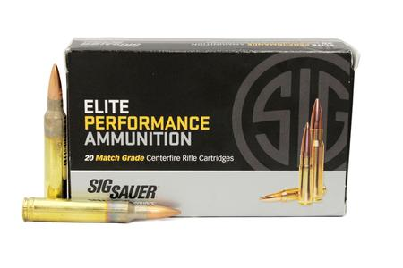 Sig Sauer 300 Win Mag 190gr Elite Match Grade 20/Box