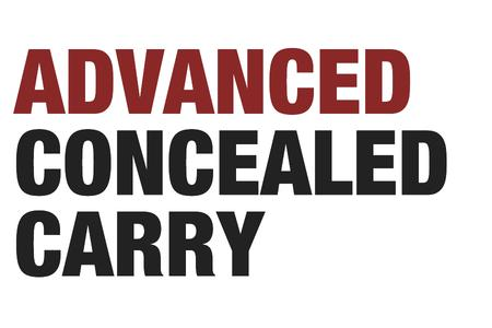ADVANCED CONCEALED CARRY