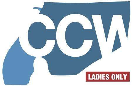 LADIES ONLY CONCEALED CARRY CLASS