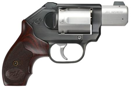 K6S CDP 357 MAG DOUBLE-ACTION REVOLVER