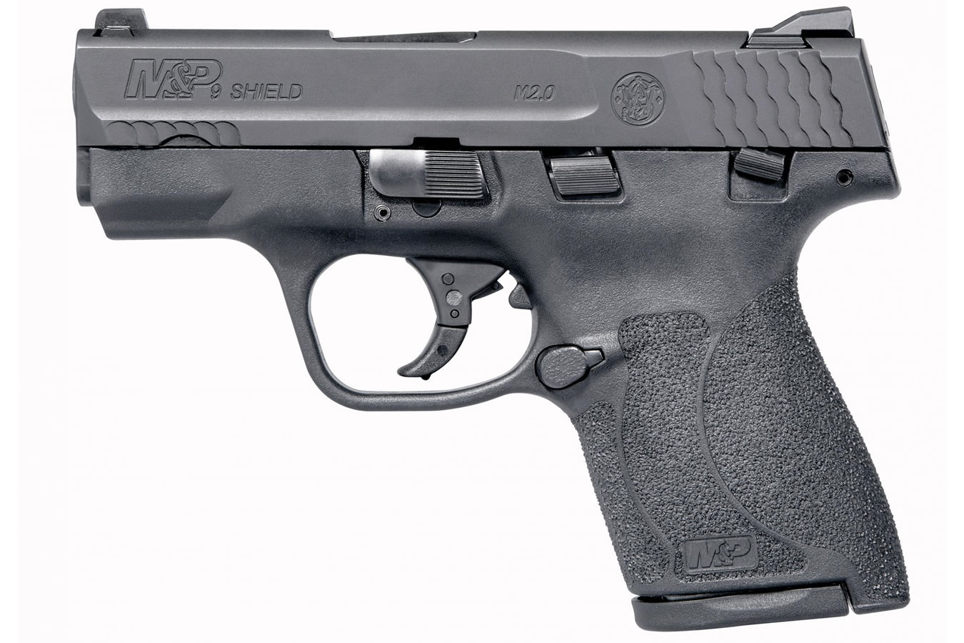 No. 11 Best Selling: SMITH AND WESSON MP9 SHIELD M2.0 9MM WITH THUMB SAFETY