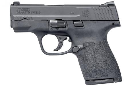 SMITH AND WESSON MP9 Shield M2.0 9mm Centerfire Pistol with No Thumb Safety