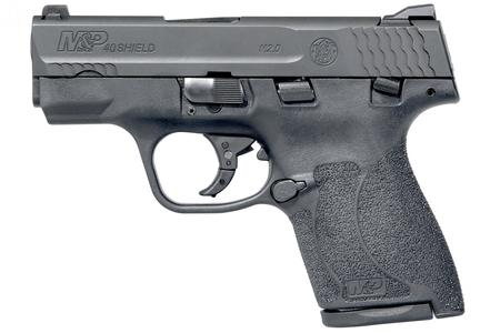 SMITH AND WESSON MP40 SHIELD M2.0 40SW WITH THUMB SAFETY