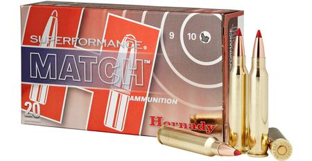 Hornady 5.56mm NATO 73 gr ELD Match Superformance 20/Box