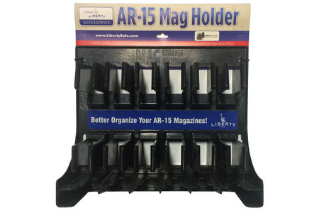 6 MAG AR15 STORAGE SOLUTIONS