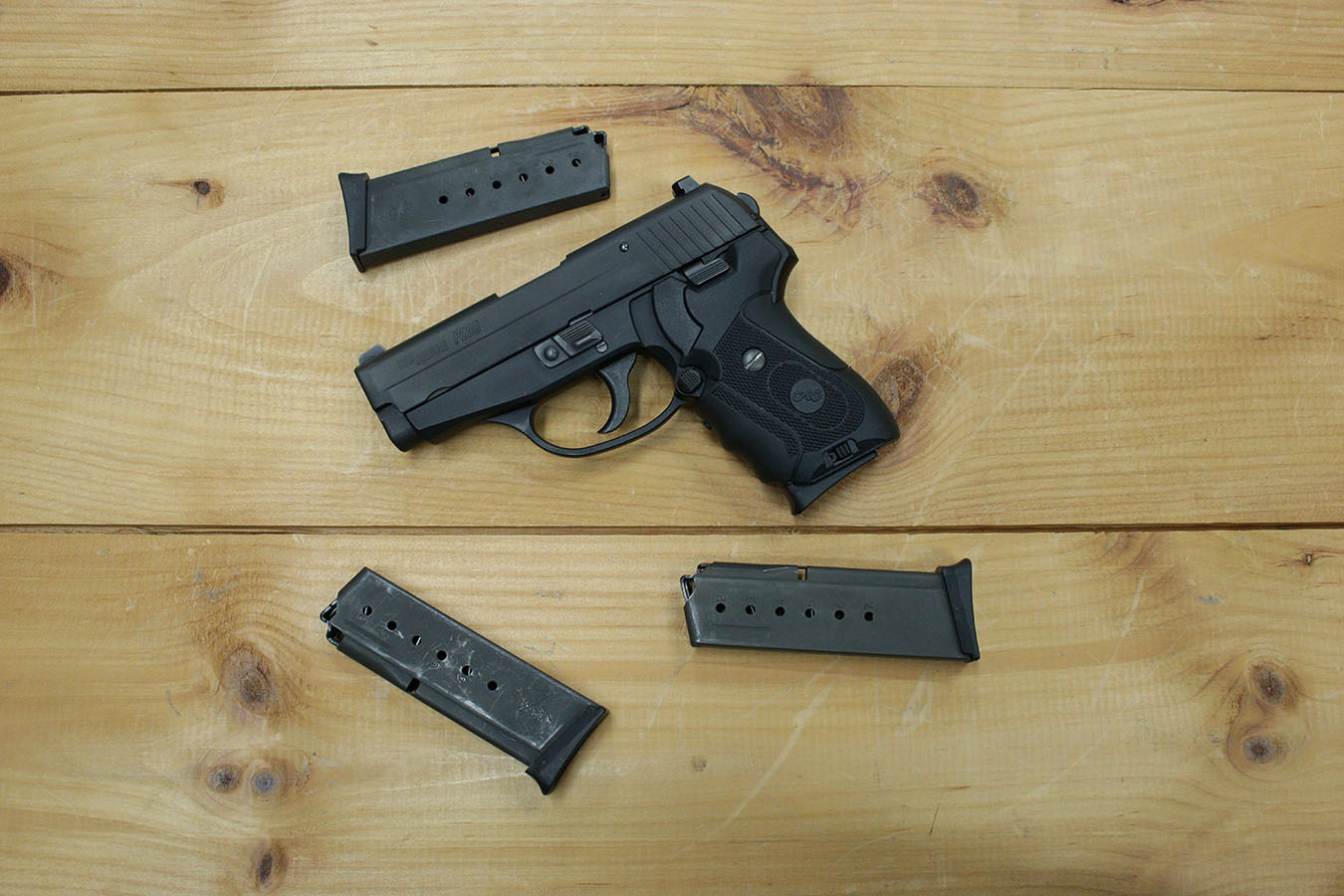 P239 40SW DAK TRADE-INS WITH 4 MAGS